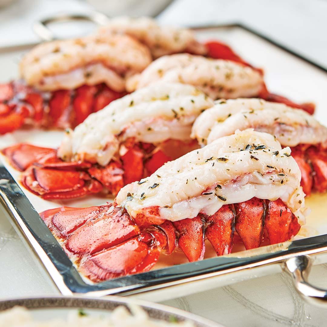 Classic Baked Lobster Tails Recipe Wegmans